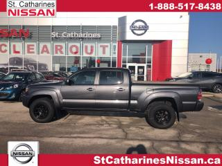 Used 2011 Toyota Tacoma 4WD DoubleCab V6 Auto for sale in St. Catharines, ON