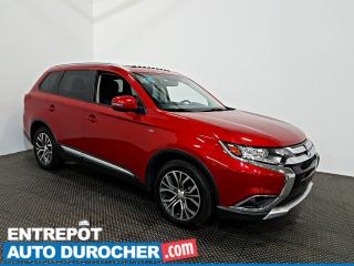 Used 2017 Mitsubishi Outlander SE AWD TOIT OUVRANT - A/C - 7 Passagers for sale in Laval, QC