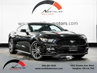 Used 2017 Ford Mustang Fastback EcoBoost Premium Navigation SHAKER Leather for sale in Vaughan, ON