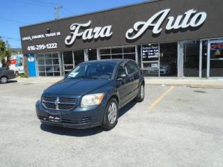 Used 2008 Dodge Caliber SXT FWD for sale in Scarborough, ON