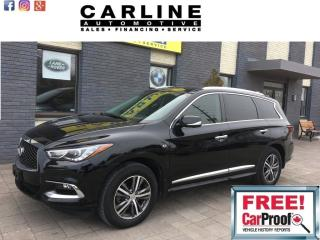 Used 2017 Infiniti QX60 AWD 4dr for sale in Nobleton, ON