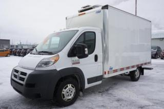 Used 2015 RAM ProMaster 3500 CUBE 13 PIED-REFER ZANOTTI-3.0L DIESEL for sale in Montréal, QC