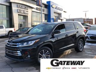 Used 2017 Toyota Highlander HYBRID Hybrid-XLE-NAVI-LEATHER-7PASS-SUNROOF for sale in Brampton, ON