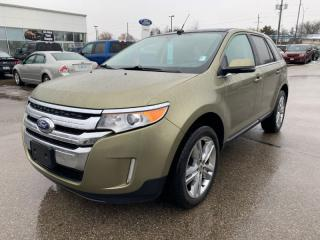Used 2013 Ford Edge Limited  - One owner - Trade-in for sale in Woodstock, ON