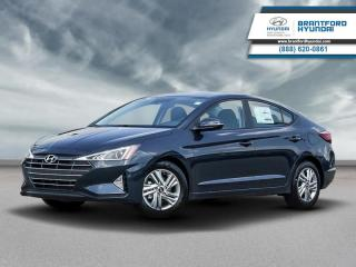 New 2020 Hyundai Elantra Preferred w/Sun & Safety Package IVT  - $135 B/W for sale in Brantford, ON
