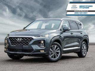 New 2020 Hyundai Santa Fe 2.0T Luxury AWD  - Sunroof - $247 B/W for sale in Brantford, ON