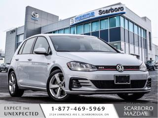 Used 2018 Volkswagen GTI GTI|220HP|LOW KM|1 OWNER|NO ACCIDENTS|AUTO for sale in Scarborough, ON