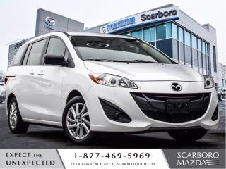 Used 2015 Mazda MAZDA5 6 PASSENGER|1 OWNER|NO ACCIDENT|AUTO|LOW LOW KM for sale in Scarborough, ON