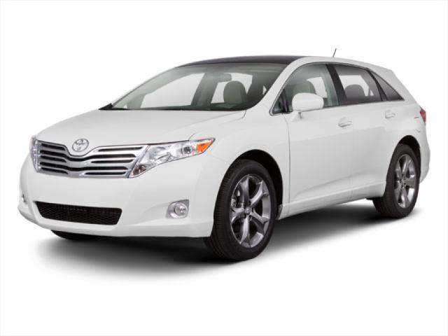 2011 Toyota Venza AC/CC/CAMERA/ROOF