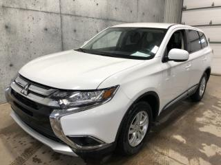 Used 2018 Mitsubishi Outlander ES AWD APPLE CAR ANDROID AUTO CAMERA DE RECUL BLUETOOTH SIEGES CHAUFFANTS for sale in St-Nicolas, QC