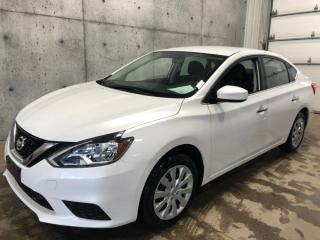 Used 2019 Nissan Sentra SV AUTOMATIQUE APPLECAR CAMERA DE RECUL ANTI-COLISION SIEGES CHAUFFANTS for sale in St-Nicolas, QC