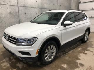 Used 2019 Volkswagen Tiguan Trendline 4MOTION CARPLAY * ANDROID * BLUETOOTH * CAMERA * SIEGES CHAUFFANT for sale in St-Nicolas, QC