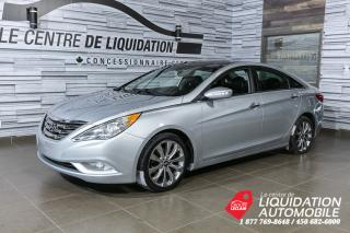 Used 2012 Hyundai Sonata LIMITED for sale in Laval, QC