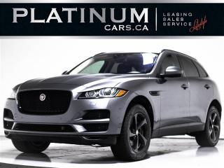 Used 2017 Jaguar F-PACE 35t PREMIUM, NAV, PANO, KEYLESS ENTRY, CAM for sale in Toronto, ON