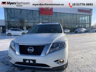Used 2016 Nissan Pathfinder SV  just arrived/being inspected for sale in Nepean, ON