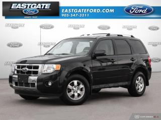 Used 2011 Ford Escape Limited for sale in Hamilton, ON
