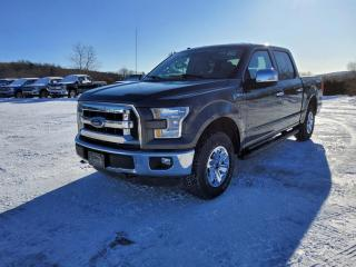 Used 2016 Ford F-150 XLT,  SUPERCREW, 4X4,  ÉCOBOOST for sale in Vallée-Jonction, QC