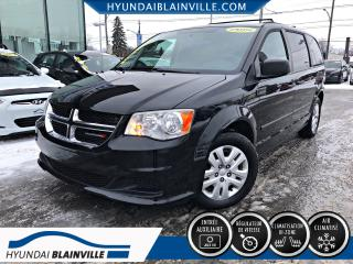 Used 2014 Dodge Grand Caravan CANADA VALUE PACK A/C, 7 PASSAGERS, INSP for sale in Blainville, QC