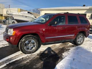 Used 2007 Jeep Grand Cherokee GRAND CHEROOKE for sale in St-Hubert, QC