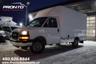 Used 2009 GMC Savana ** 4.8L Vortec ** IMPECCABLE ** for sale in Laval, QC