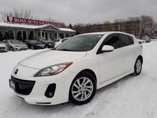 Used 2012 Mazda MAZDA3 GS-SKY for sale in Oshawa, ON