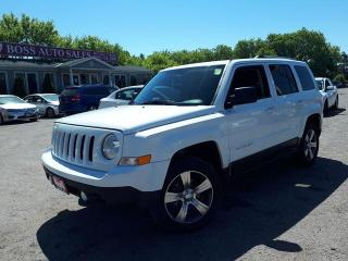Used 2016 Jeep Patriot HIGH ALTITUDE 4WD for sale in Oshawa, ON