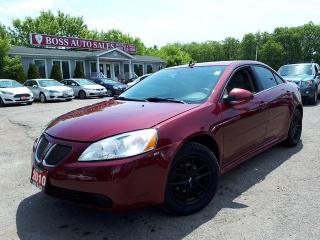 Used 2010 Pontiac G6 SE for sale in Oshawa, ON