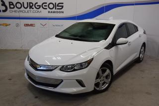 Used 2017 Chevrolet Volt *** 2LT, TAPIS WEATHERTECH INLCUS !!! for sale in Rawdon, QC