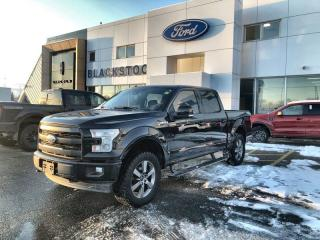 Used 2017 Ford F-150 Lariat for sale in Orangeville, ON