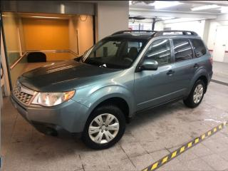 Used 2011 Subaru Forester X for sale in Montréal, QC