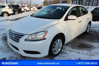 Used 2015 Nissan Sentra 4DR SDN CVT SV for sale in Laval, QC
