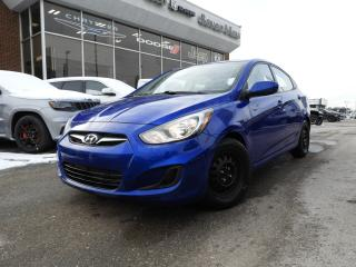 Used 2013 Hyundai Accent GLS COMES WITH 2 SETS OF TIRES for sale in Concord, ON