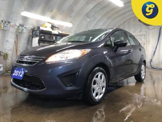 Used 2012 Ford Fiesta SE * Heated mirrors * Heated front seats * Keyless entry * Phone connect * Hands free steering wheel controls * Power windows/locks/mirrors * Tilt ste for sale in Cambridge, ON