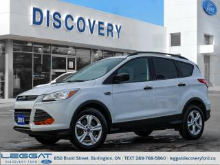 Used 2016 Ford Escape S for sale in Burlington, ON
