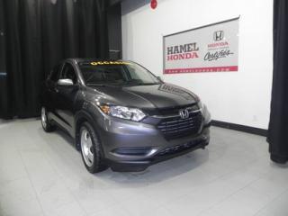 Used 2017 Honda HR-V LX PRATIQUE ET ECONOMIQUE !!! for sale in St-Eustache, QC