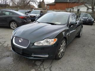 Used 2010 Jaguar XF 4dr Sdn Luxury for sale in Oshawa, ON