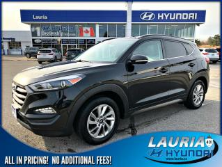 Used 2016 Hyundai Tucson 2.0L AWD Luxury - Leather / Panoramic sunroof for sale in Port Hope, ON