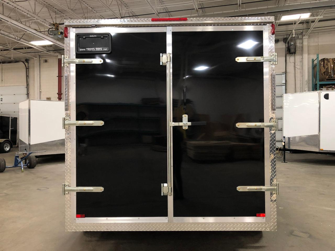 2020 Canadian Trailer Company 7x14 V-Nose Cargo Trailers