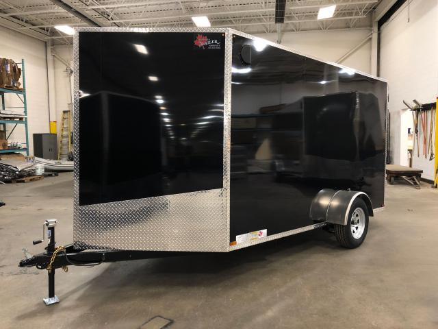 2020 Canadian Trailer Company 6x10 V-Nose Cargo Trailer