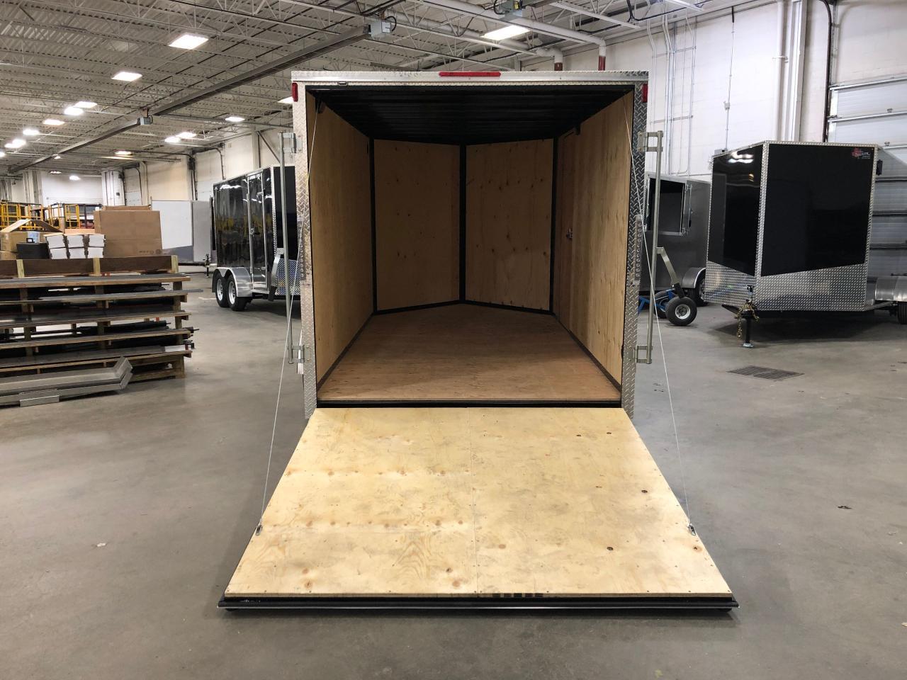 2020 Canadian Trailer Company 6x10 V-Nose Cargo Trailer