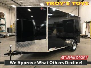 New 2020 Canadian Trailer Company 6x10 V-Nose Cargo Trailer for sale in Guelph, ON