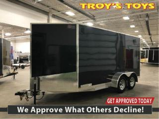New 2020 Canadian Trailer Company 7x12 V-Nose Cargo Trailer for sale in Guelph, ON