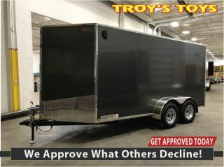 New 2020 Canadian Trailer Company 6x12  V-Nose Cargo Trailer for sale in Guelph, ON