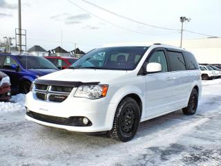 Used 2017 Dodge Grand Caravan SXT PREMIUM *8 PNEUS * STOW N GO* for sale in Brossard, QC