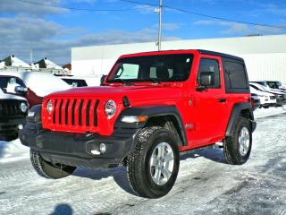 Used 2019 Jeep Wrangler SPORT *A/C*TURBO* for sale in Brossard, QC