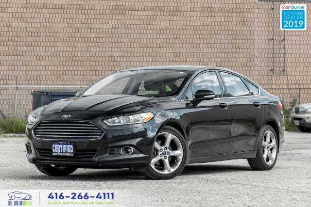 """2016 Ford Fusion SE Pano.Roof Clean Carfax Backup Camera 18"""" Alloys"""