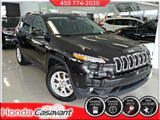 Used 2016 Jeep Cherokee 4RM NORTH-GPS/VOL CHAUF/ATT REMORQUE for sale in St-Hyacinthe, QC