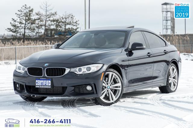 2016 BMW 4 Series 435i Gran Coupe|xDrive|M Package|HUD