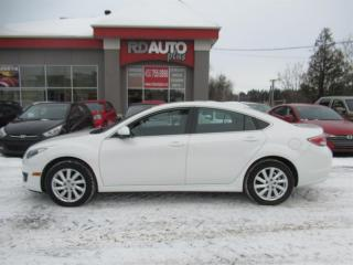 Used 2011 Mazda MAZDA6 4dr Sdn I4 GS for sale in Notre-Dame-Des-Prairies, QC