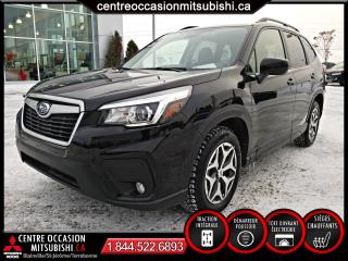Used 2019 Subaru Forester Tourisme EyeSight TOIT OUVR+MAGS+CARPLAY for sale in St-Jérôme, QC